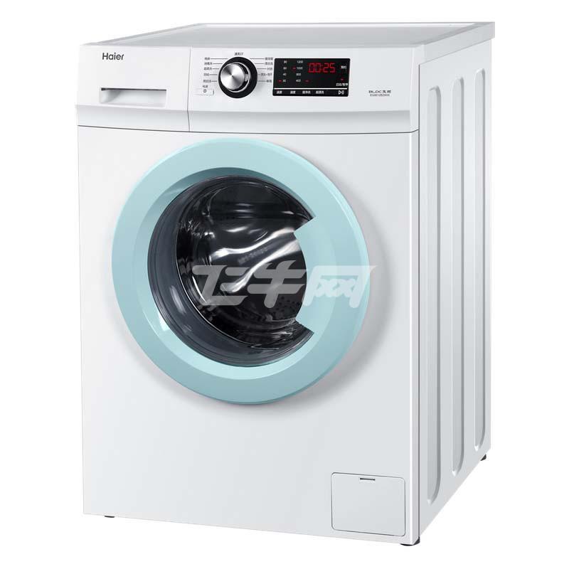 海尔滚筒洗衣机 eg8012b29wi