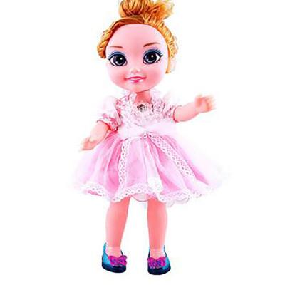 儿童3岁女孩玩具会说话大眼睛娃娃互动智能仿真洋娃娃欧美风小萝莉