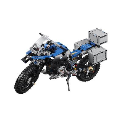 乐高外壳LEGO42063科技系列宝马v外壳钣金图纸积木加工中心摩托图片