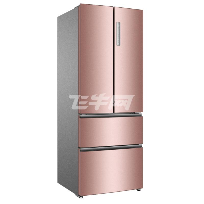 海尔(haier)冰箱 bcd-408wdvgu1 电冰箱风冷无霜多开门四门变频大容量