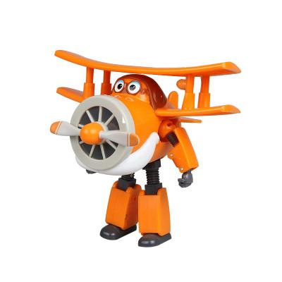 奥迪双钻超级飞侠公仔玩具小飞机小爱包警长乐迪胡须