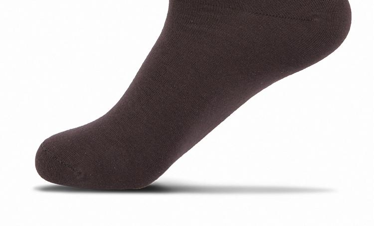 LV669浪莎纯棉6双装袜子男袜中筒四季商务休闲棉袜夏季短袜薄款透气防臭好吗