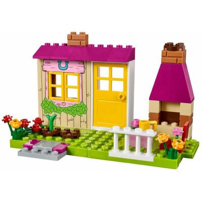 乐高lego拼插积木 创意拼砌系列 小马农场 10674积木玩具4岁 怎么样
