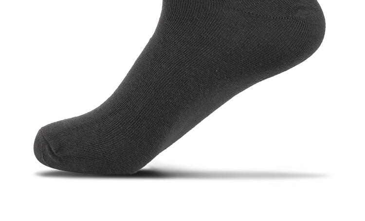 6双装浪莎男士防臭中筒袜男士防臭棉袜子春夏季男袜中筒棉袜秋冬黑运动短袜四季多少钱