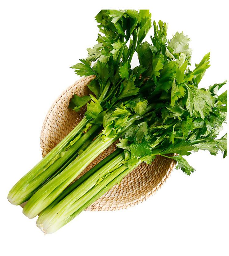 1号鲜客 新鲜西芹1000g  大芹菜2斤 蔬菜生鲜购买心得