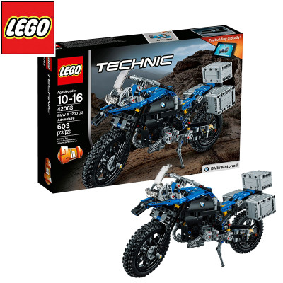 乐高LEGOTECHNIC机械组系列42063宝马越图纸怎么图片
