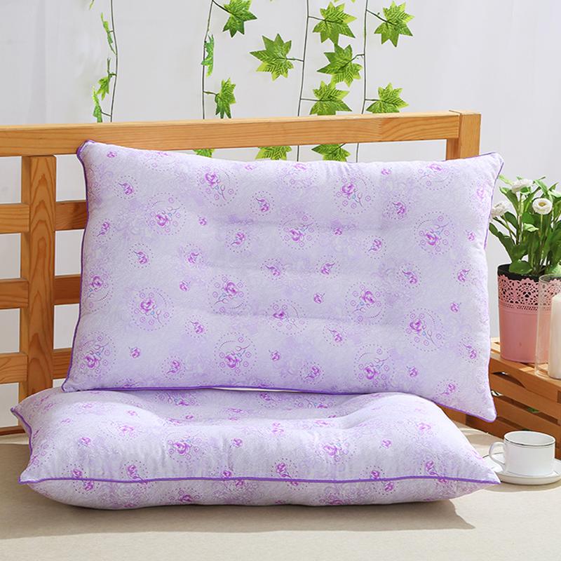 黛臣 双面印花定型枕芯 枕头