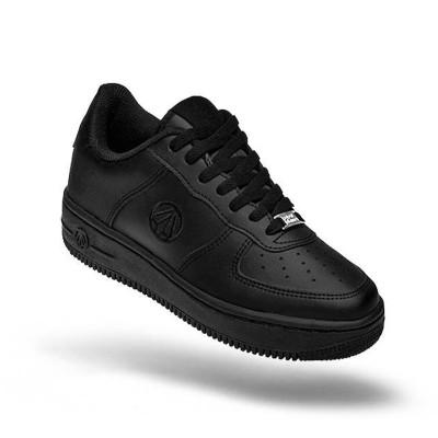韩国paperplanes纸飞机 男女情侣鞋休闲板鞋pp1337 (black)黑色 环球