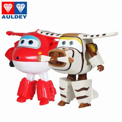 奥迪双钻超级飞侠大号玩具变形机器人乐迪710210小爱710240多多酷飞卡