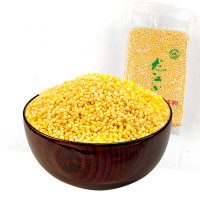 隆疆 龙江小米 400g 绿标 东北特产 谷物杂粮 五谷 粮油干货 粗粮图片
